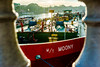 MOONY (andrewsebrio) Tags: moony wormtail padfoot prongs jones bridge binondo manila ship boat anchor dock sunset rest 35mm nikom nikon d5500