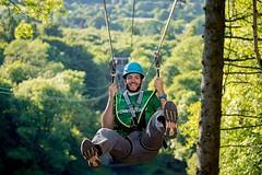 New LightSpeed Zip Line Trolleys Aim to Transform The Zip Line Market http://j.mp/2AFetM7 (Skywalker Adventure Builders) Tags: high ropes course zipline zipwire construction design klimpark klimbos hochseilgarten waldseilpark skywalker