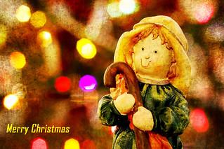 Creche Little Shepherd Boy _6794HSS