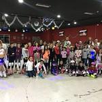 Roller Disco Navidad 2017
