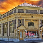 Perry New York - Perry Town Hall - Wyoming County - Historic thumbnail