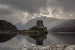 Eilean Donan Castle (Gallantry_Photos) Tags: eilean donan skye dornie james bond scotland kyle lochalsh loch reflection