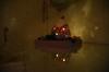 Erscheinungen - wie der Weihnachtsmann mir im Badezimmer erschien (1) (Chironius) Tags: stapelholm bergenhusen schleswigholstein deutschland germany allemagne alemania germania германия szlezwigholsztyn niemcy stillleben nacht