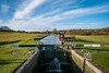 Freeman's Marsh and Marsh Lock (AppleTV.1488) Tags: berkshire boxingday europe freemansmarsh gbr greatbritain marshlock uk unitedkingdom hungerford westberkshire england hungerfordmarshlock gb appletv1488 2017 december 26122017 26dec2017 26 panasonicdcgx800 lumixgvario1232f3556 27mmfocallength35mm am noflash landscapeapectratio f90 ¹⁄₄₀₀secatf90