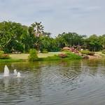 Garden of the Gods in Muang Boran, Samut Phrakan, Thailand thumbnail