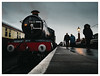 Last Train (Gingydadtog) Tags: 7812erlestokemanor 78xx kidderminster kidderminsterstation locomotive passengers svr severnvalleyrailway steam worcestershire