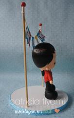 Um mágico fofinho para Jun e mamãe Hellen, de Sorocaba-SP (Patricia Tiyemi ^.^) Tags: noivospersonalizados toposdebolo noivinhosembiscuit fofinhos biscuit porcelanafria casamento estatuetas weddingcaketoppers caketoppers coldporcelain figurinesdemariagepersonnalisées porcelainefroide tortenfiguren mágico coelho cartola magician rabbit