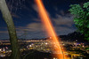 Silvester 2017/18 (felipeepu) Tags: happynewyear firework silvester rockets night sky clouds mountains lights foggy celebration new year years eve
