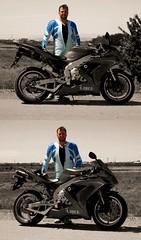 Rider guy (driver Photographer) Tags: 摩托车,皮革,川崎,雅马哈,杜卡迪,本田,艾普瑞利亚,铃木, オートバイ、革、川崎、ヤマハ、ドゥカティ、ホンダ、アプリリア、スズキ、 aprilia cagiva honda kawasaki husqvarna ktm simson suzuki yamaha ducati daytona buell motoguzzi triumph bmw driver motorcycle leathers dainese motorrad