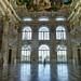 Baroque castle Nymphenburg in Munich, Germany.