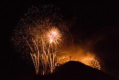New Year 2018 (rsoledadvf) Tags: firework newyear canon telephoto 300mm sky night