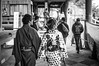 Caminantes de kimono (caloga) Tags: japan kyoto kiyomizudera