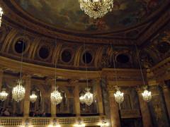 Château de Versailles. Opéra Royal. Loges. (fvib'r) Tags: versailles châteaudeversailles loges lustres