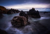 The Dark Side (Augmented Reality Images (Getty Contributor)) Tags: sandend scotland unitedkingdom gb canon clouds coastline landscape leefilters longexposure morayfirth rocks seascape storm water waves aberdeenshire nisifilters