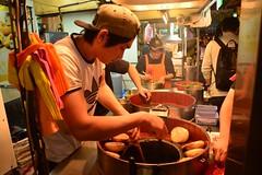 Shilin nightmarket in Taipei (Taiwan 2017) (paularps) Tags: paularps arps 2017 2018 taiwan republicofchina asia azië nature culture chinese reizen travel fareast 101building taipei taipeh dumplings xiaolongbao dintaifung