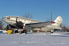 Good ole Gooney! (FoxbatOne) Tags: gooney bird c46 curtis commando gimli airport ice pilot frozen old cargo hauler skytruck cygm gibx