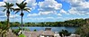 Cenote at Bacalar (orientalizing) Tags: bacalar cenote freshwater lake landscape mexico northamerica panorama swimming yucatan