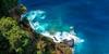 eau bleu (Franck.E) Tags: mer bleu vague corse nonza
