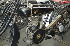 1924 Levis model K (Runabout63) Tags: levis motorcycle birdwood