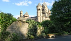 Abbey Maria Laach (ow54) Tags: abbey abtei eifel kirche kloster mittelalter