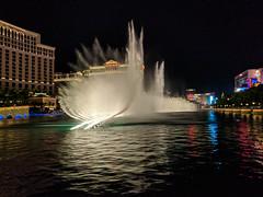 The Bellagio Fountains - Las Vegas (BeerAndLoathing) Tags: usa water nevada summer roadtrip trips lasvegas californiatrip july nexus6p android googleandroid 2016 google unitedstates us