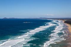 Beach (PJ Reading) Tags: nature natural australia aussie oz nsw australian newsouthwales hathead midnorthcoast beach coast coastline beachline water waterway ocean pacific pacificocean scenic serenity serene blue smokycape lighthouse