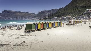 Muzienberg Beach, Cape Town