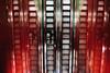 After Hours (ewitsoe) Tags: shopping escalator person pedestrian shopper shop cityurban night canon ewitsoe warsaw poland polska canoneos 6dii 50mm europe winter digital24pl cityscape woman urbanite cineamtic film cinema life