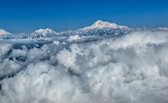Über den Wolken ... [explored; Feb 5, 2018 #123] (endrunner) Tags: g112652 aerial