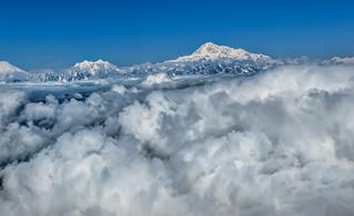 Über den Wolken ... [explored]