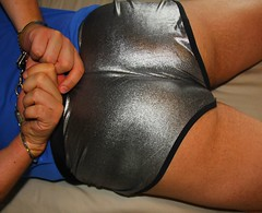 From the archives E (myshorts) Tags: handcuffs handcuffed butt malebutt malebuns silvershorts
