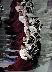 Ceremonia De Inauguracion PyeongChang 2018 30