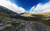 20180206-07-Motatapu Track pano (Roger T Wong) Tags: 2018 motataputrack nz newzealand otago ptgui rogertwong sel2470z sony2470 sonya7ii sonyalpha7ii sonyfe2470mmf4zaosscarlzeissvariotessart sonyilce7m2 southisland bushwalk grass hike holidays outdoors pano panorama tramp travel trek tussock walk