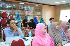 BRIEFING FOR NEW POSTGRADUATE STUDENTS