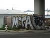 (gordon gekkoh) Tags: mta kode htk sanfrancisco graffiti