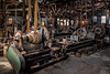 Machine Shop (atenpo) Tags: knightfoundry knight foundry suttercreek sutter creek ca california gold country highway 49 hwy 88 rush 49ers iron scrap melting recycle cupola workshop water wheel
