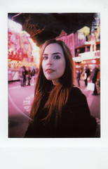 instant film (La fille renne) Tags: film instantfilm instax instaxmini lafillerenne lomoinstantautomatglass ava portrait