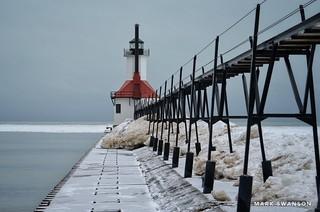 Frigid Pier