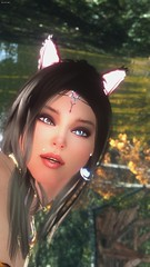 Jewel Mabelle__30 (Moiba Skyrim 'Ss') Tags: cat ass shaved culos skyrim cleavage cute breats boobs busty body babe shape sport sporty smile skin sexy