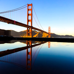 I Remember the Sound of Your November Downtown (Thomas Hawk) Tags: america california goldengatebridge sanfrancisco usa unitedstates unitedstatesofamerica bridge us fav10 fav25 fav50 fav100