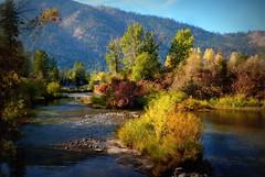 IcicleCreek (edenseekr) Tags: autumnfoliage wenatchee river iciclecreek leavenworth washingtonstate cascades