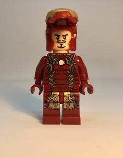 Lego Marvel Avengers Infinity War: Iron Man 2018