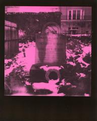 (KristenWithACamera) Tags: instantfilm instant polaroid film impossibleproject polaroidoriginals filmscan polaroidone maryland baltimore february winter