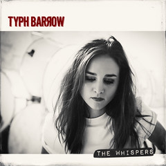 2016_Typh_Barrow_The_Whispers_2016 (Marc Wathieu) Tags: rock pop vinyl cover record sleeve music belgium belgië coverart belgique pochette cd indie artwork vinylcover sleevedesign