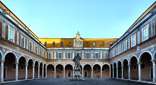Archbishops Palace of Pisa