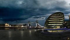 IMG_1793_stitch (AndyMc87) Tags: tower bridge london city hall clouds darkness stitched night ice canon eos 6d 1740 ilumination light windows lights longtimeexposure longtime langzeitbelichtung travel holiday