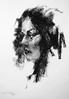 P1017608 (Gasheh) Tags: art painting drawing sketch portrait girl charcoal pencil gasheh 2018
