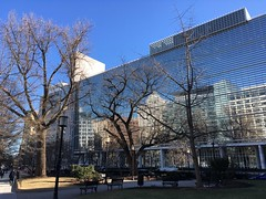 World Bank headquarters, winter afternoon reflections, Washington, D.C. (Paul McClure DC) Tags: worldbank modern architecture winter reflection jan2018 washingtondc districtofcolumbia