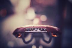 BROOKS (christian mu) Tags: bokeh dof depthoffield sony sonya7ii urban muenster münster germany christianmu fahrrad bike fahrradstadt fahrradsattel fahrradhauptstadt bikesaddle brooks