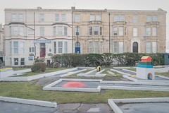 Weston-super-Mare 2 (Andy Feltham...) Tags: pentax k1 smcpentaxfa31mmf18limited westonsupermare somerset offseason seaside newtopographics crazygolf